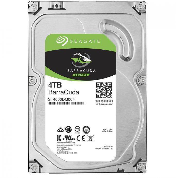 Жесткий диск Seagate ST4000DM004