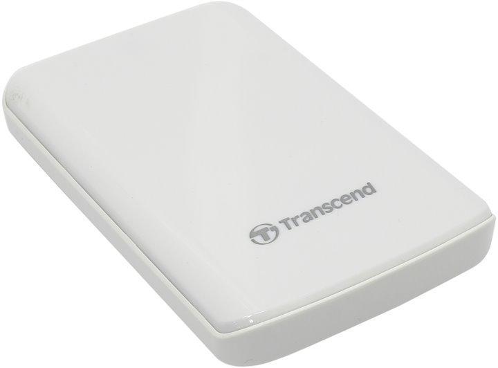 Внешний жесткий диск Transcend TS1TSJ25D3W