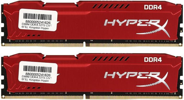 Оперативная память Kingston HX421C14FRK2/32