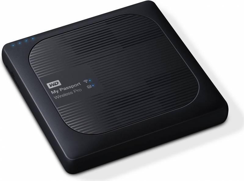 Жесткий диск Western Digital WDBSMT0040BBK-RESN
