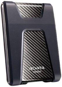 Внешний жесткий диск A-Data AHD650-2TU31-CBK