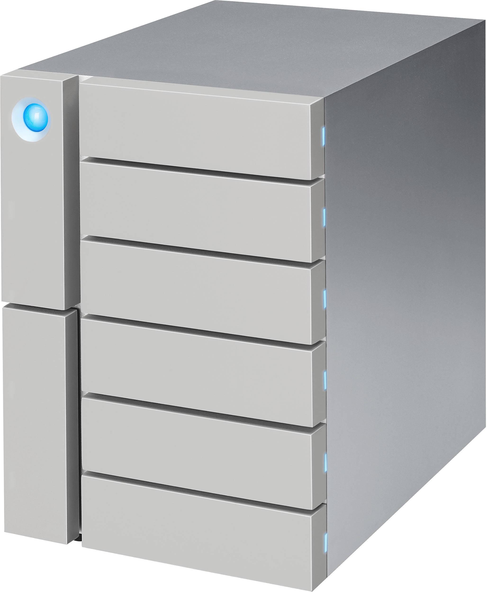 Сетевое хранилище LaCie STFK24000400