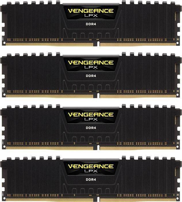 Оперативная память Corsair CMK64GX4M4B3200C16