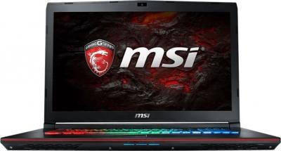 Ноутбук MSI GE72MVR 7RG-016XRU 9S7-179C11-016 фото #1