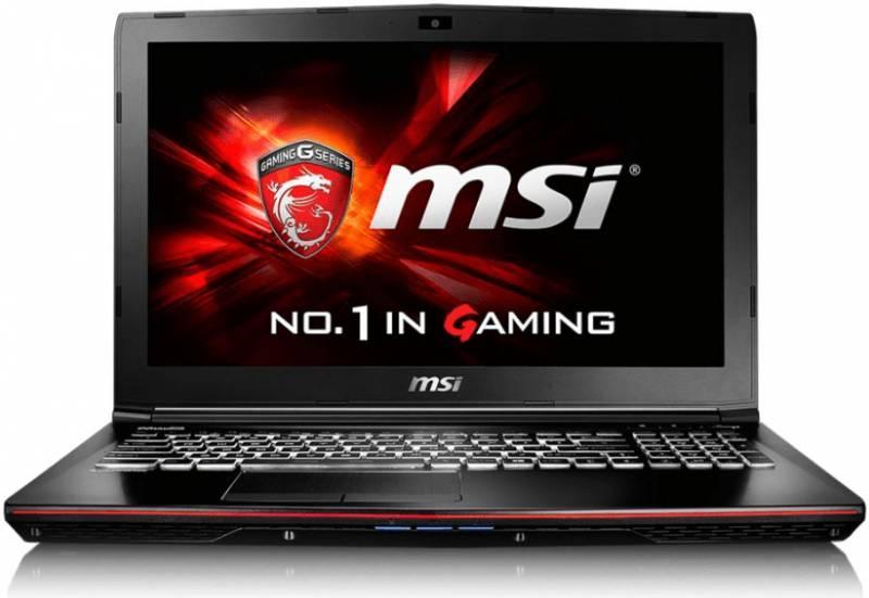 Ноутбук MSI GP62M 7RDX(Leopard)-1658RU 9S7-16J9B2-1658 фото #1