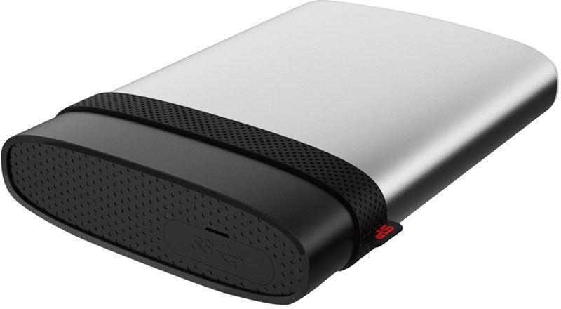 Внешний жесткий диск Silicon Power SP040TBPHDA85S3S