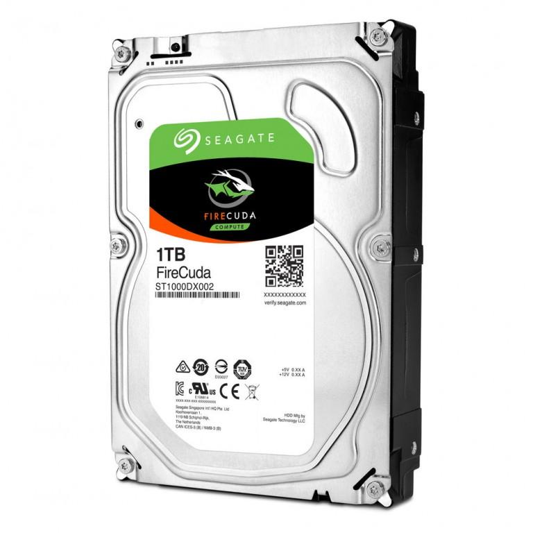 Жесткий диск Seagate ST1000DX002