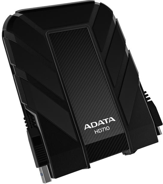 Внешний жесткий диск A-Data AHD710P-1TU31-CBK