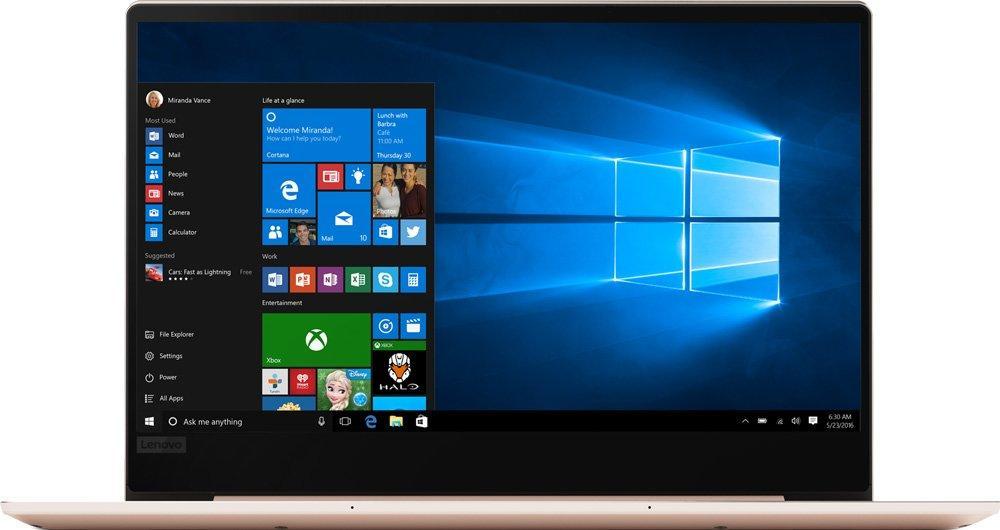 Ноутбук Lenovo IdeaPad 720S-13IKB 81A8000SRK фото #1