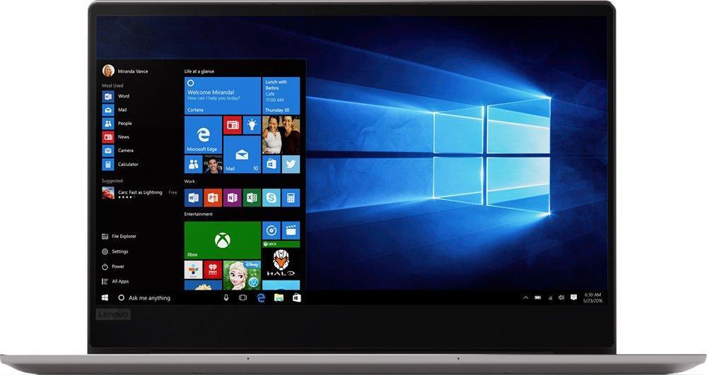 Ноутбук Lenovo IdeaPad 720S-15IKB 81AG001PRK фото #1