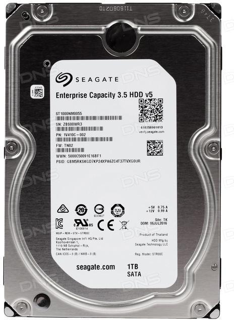 Жесткий диск Seagate ST1000NM0055