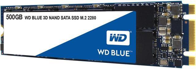 Жесткий диск Western Digital WDS500G2B0B фото #1