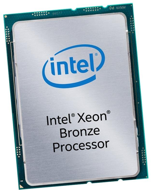 Процессор Intel Xeon Bronze 3104 CD8067303562000 SR3GM фото #1