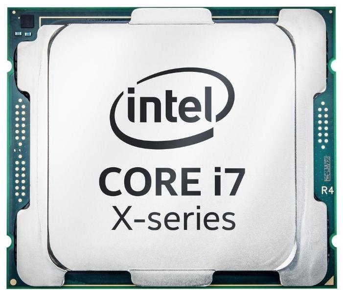 Процессор Intel Core i7 7740x