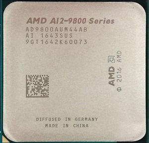 Процессор AMD A12 9800