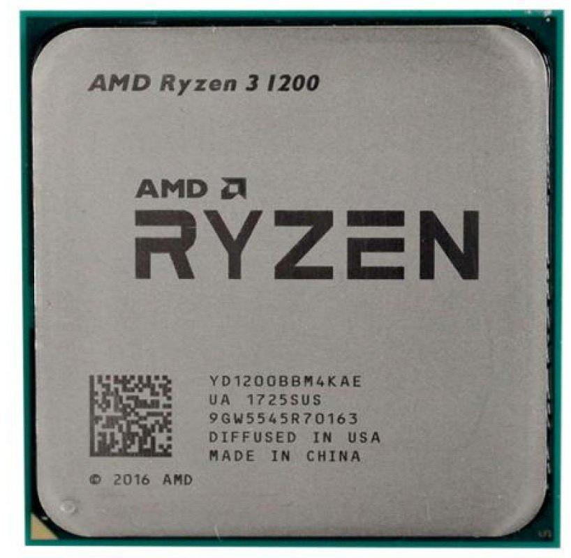 Процессор AMD Ryzen 3 1200 YD1200BBM4KAE фото #1