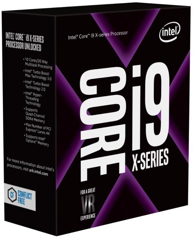 Процессор Intel Core i9-7940X