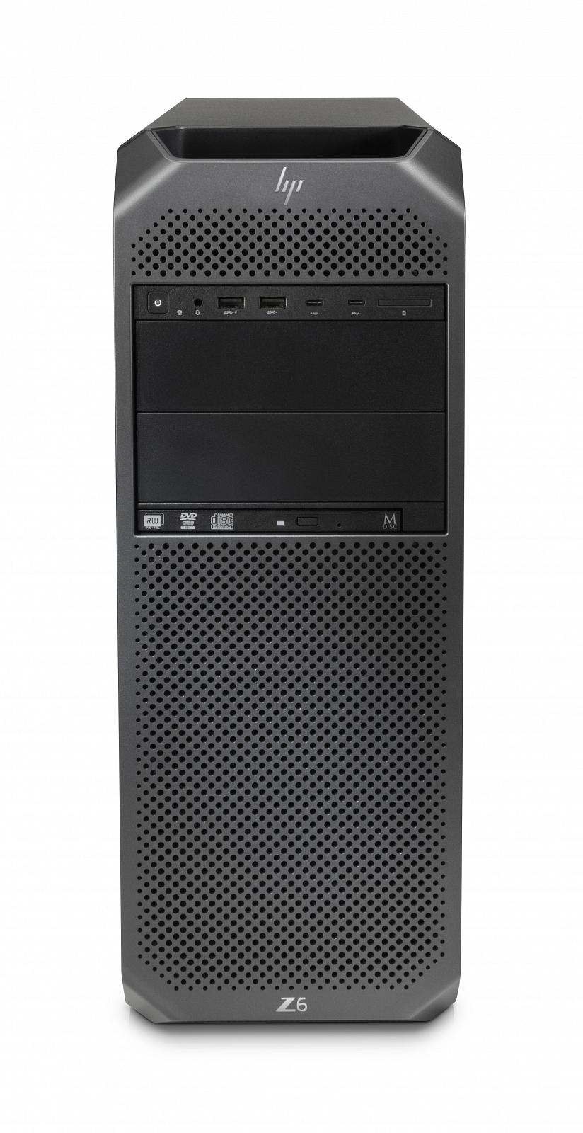 Компьютер HP Z6 G4 Workstation 2WU46EA фото #1