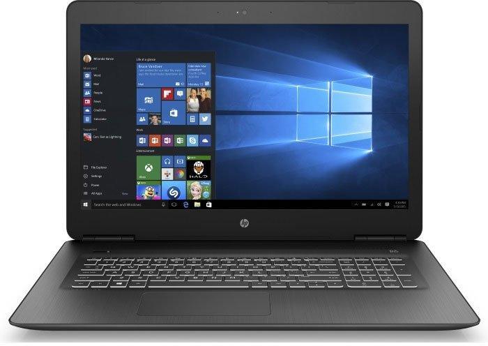 Ноутбук HP Pavilion Gaming 17-ab317ur