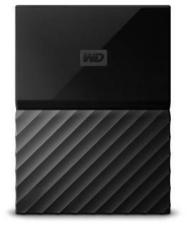 Внешний жесткий диск Western Digital WDBZGE0040BBK-WESN
