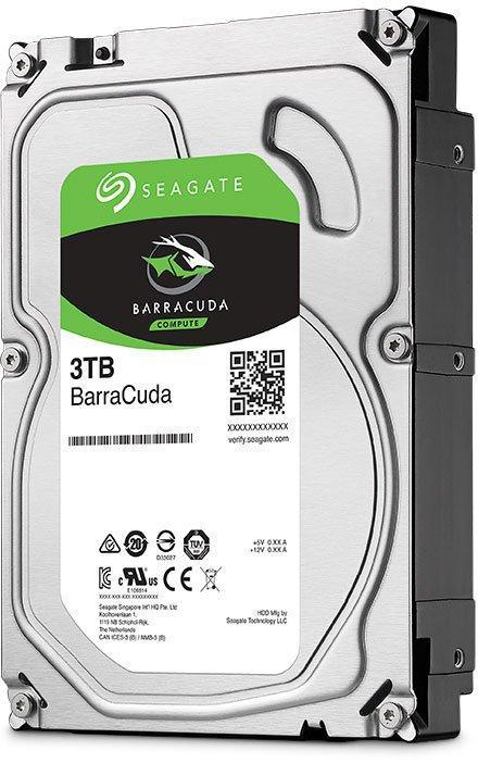 Жесткий диск Seagate ST3000DM007 фото #1