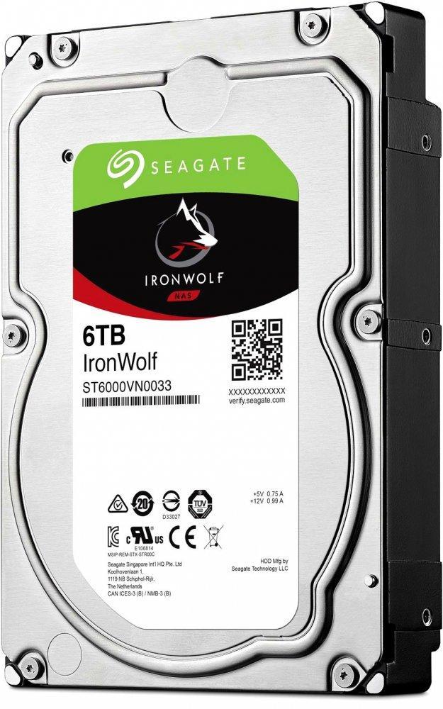 Жесткий диск Seagate ST6000VN0033