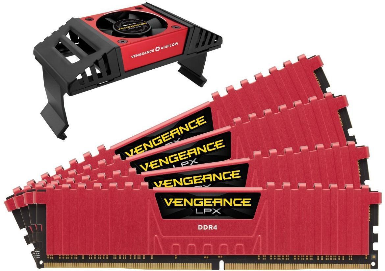 Оперативная память Corsair CMK32GX4M4B3866C18R