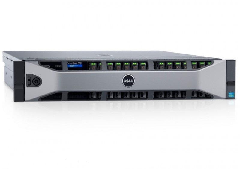 Сервер в стойку Dell PowerEdge R730