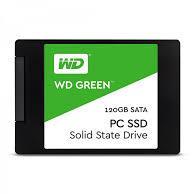 Жесткий диск Western Digital WDS120G2G0A