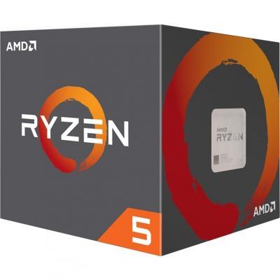 Процессор AMD Ryzen 5 2600XG