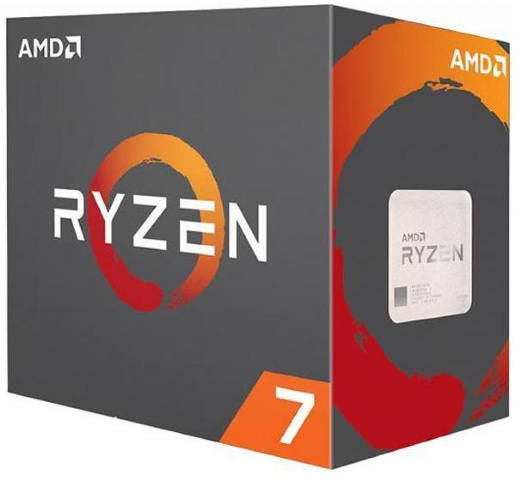 Процессор AMD Ryzen 7 2700G YD2700BBAFBOX фото #1