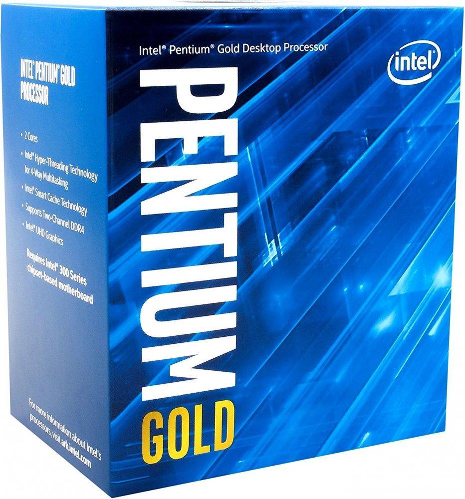 Процессор Intel Pentium Gold G5600
