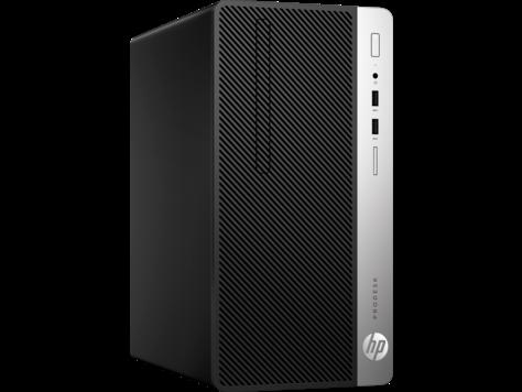 Компьютер HP ProDesk 400 G4 Microtower 1JJ51EA фото #1