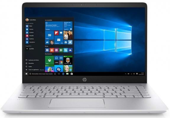 Ноутбук HP Pavilion x360 14-ba105ur