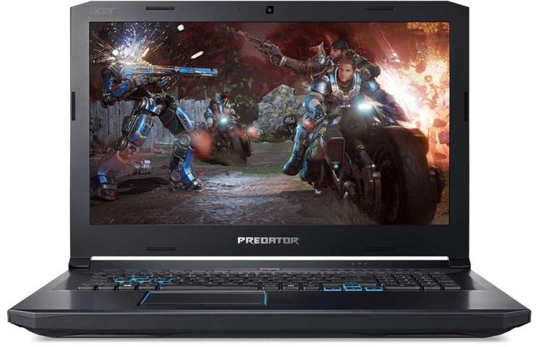 Ноутбук Acer Predator Helios 500 PH517-51-99PH NH.Q3PER.006 фото #1