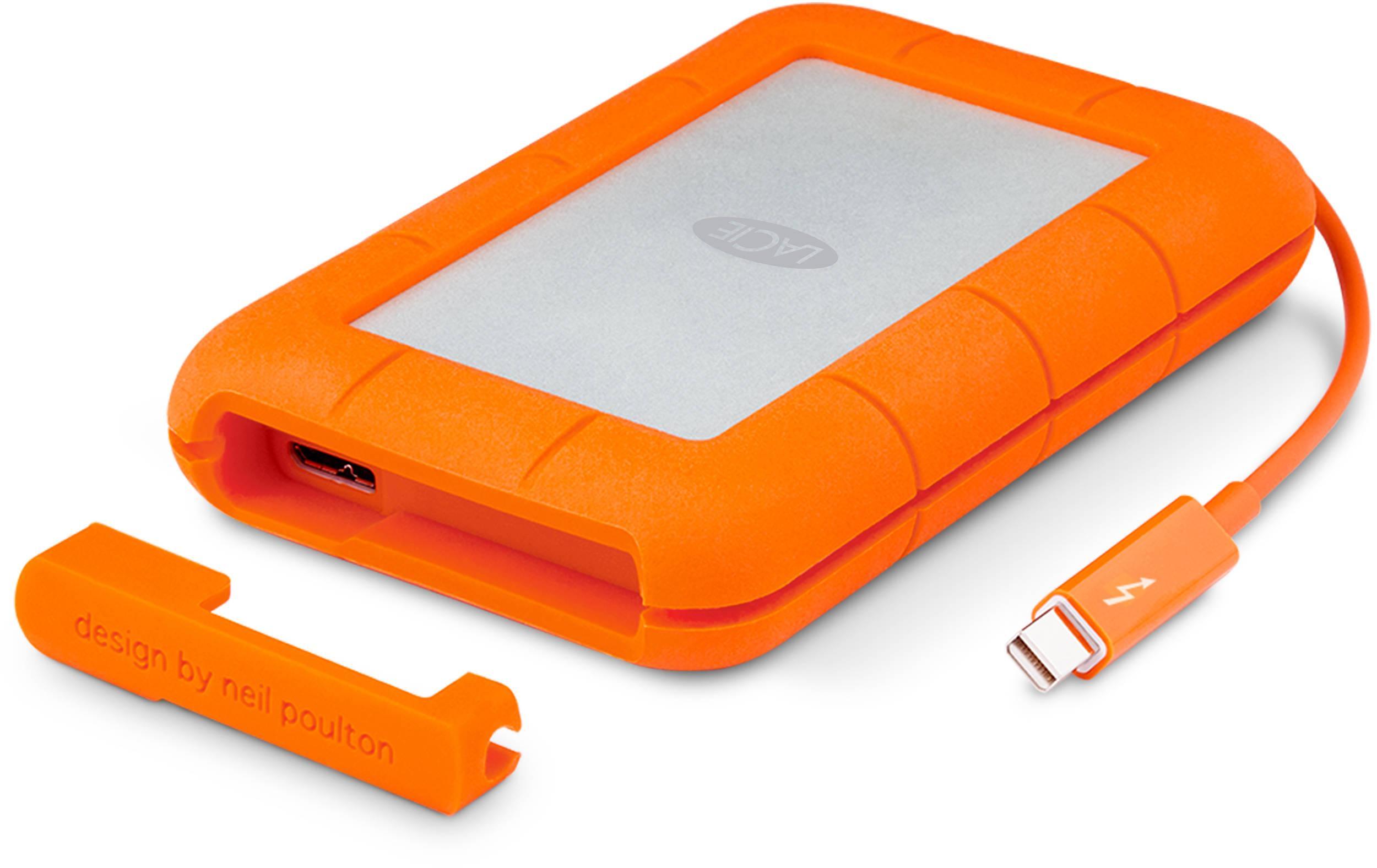 Внешний жесткий диск LaCie STFA4000400