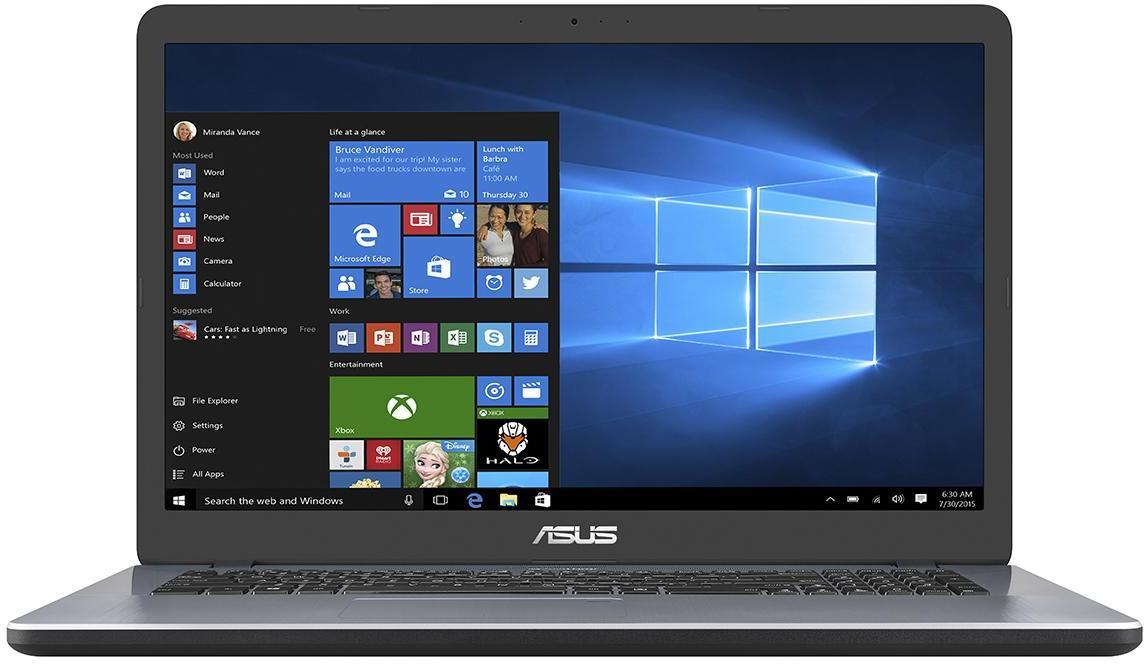 Ультрабук Asus VivoBook X705MB-BX010T