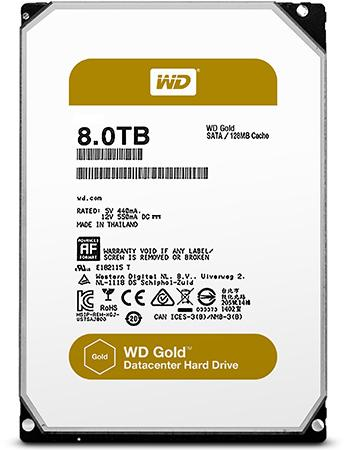 Жесткий диск Western Digital WD80EFAX