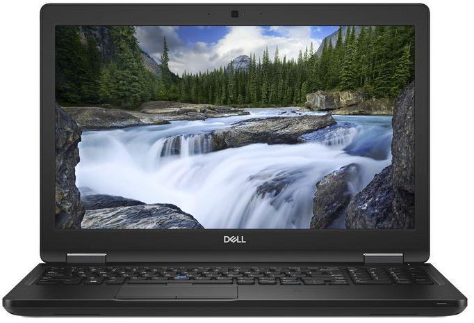 Ноутбук Dell Precision 3530
