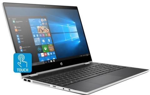 Ноутбук HP Pavilion x360 15-cr0003ur