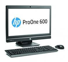 Моноблок HP ProOne 600 G4