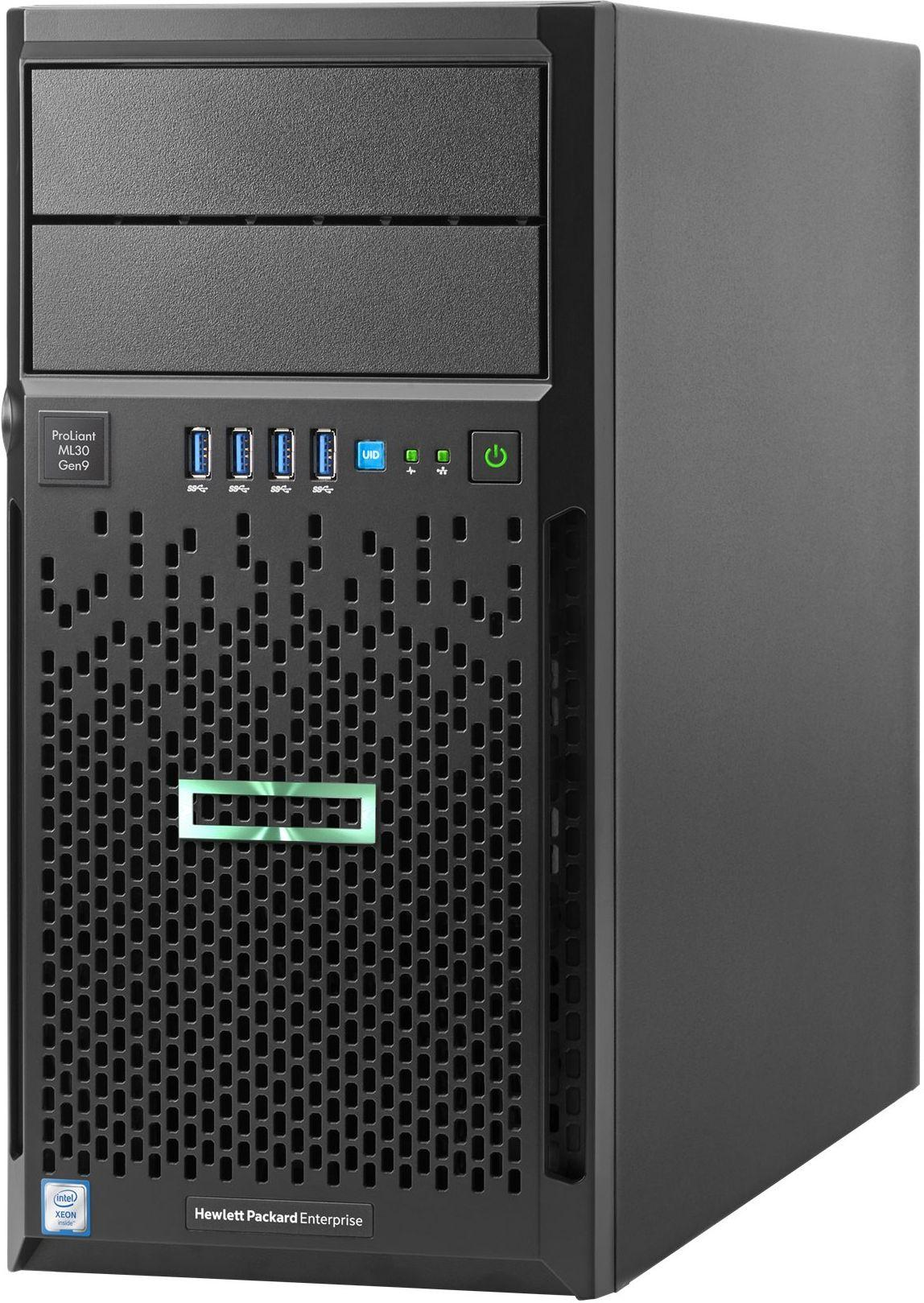 Сервер напольный HP ProLiant ML30 G9 P03704-425 фото #1