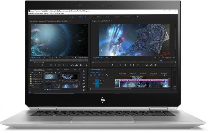Ноутбук HP ZBook 15 Studio x360 G5