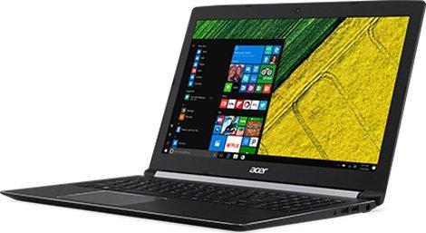 Ноутбук Acer Aspire A517-51G-332U