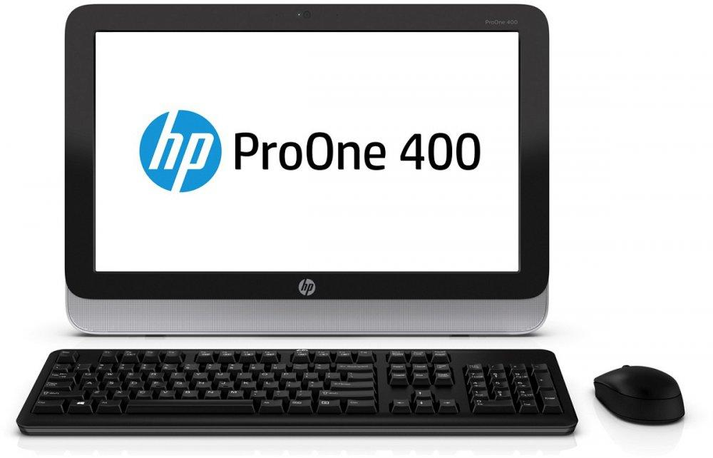 Моноблок HP ProOne 400 G4