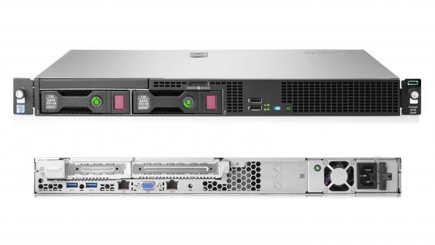 Сервер в стойку HP ProLiant DL20 G10 P08335-B21 фото #1