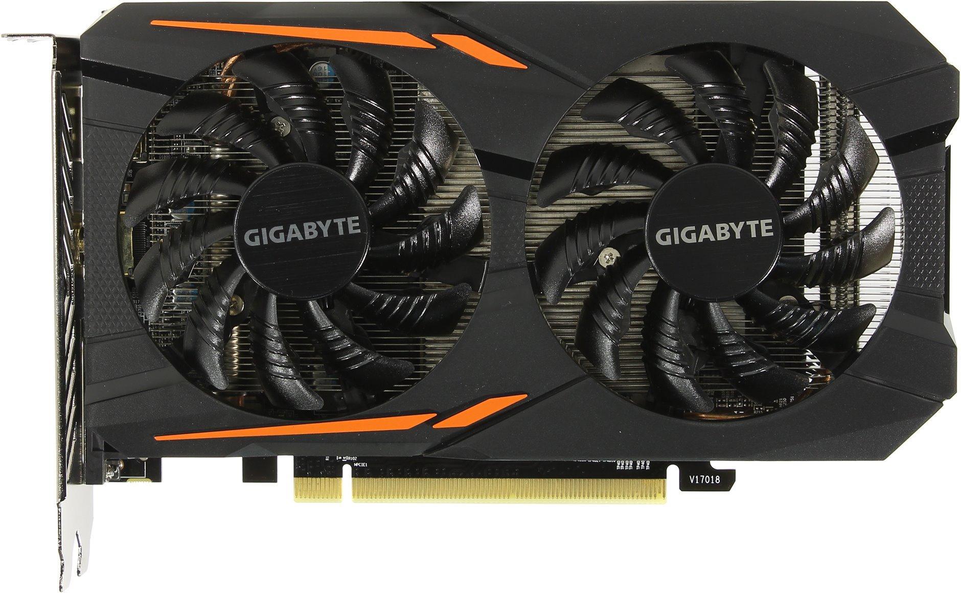 Видеокарта Gigabyte Radeon RX 560