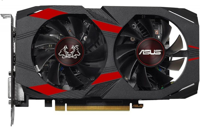 Видеокарта Asus Cerberus GeForce® GTX 1050 Ti Advanced Edition 90YV0A75-M0NA00 фото #1