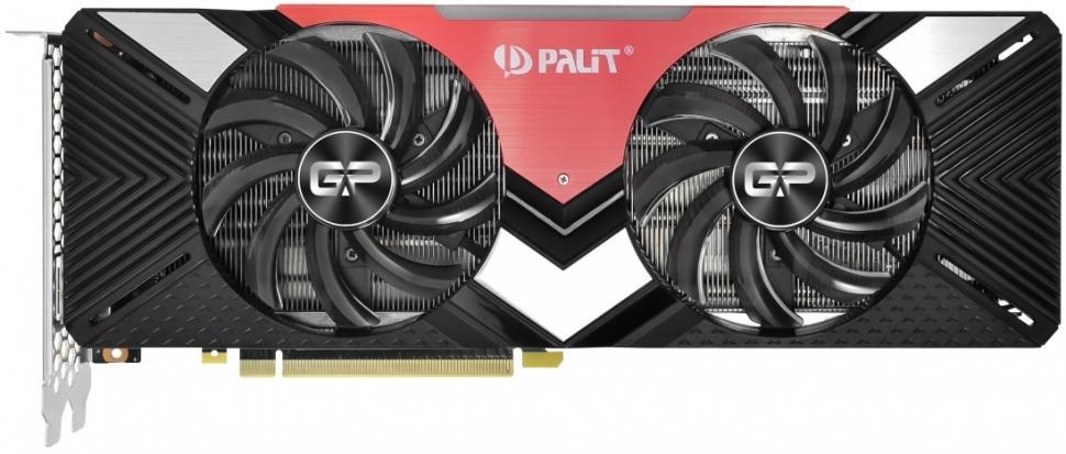 Видеокарта Palit GeForce RTX 2080 PA-RTX2080 Gaming Pro OC 8G фото #1