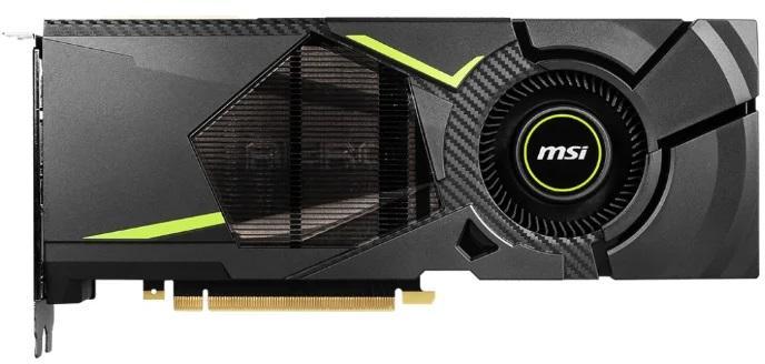 Видеокарта MSI GeForce RTX 2080